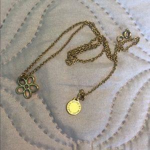 Flower necklace Marc Jacobs